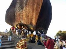 จันทบุรีเปิดเทศกาลขึ้นเขาคิชฌกูฎ