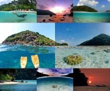 ชวนเที่ยวหมู่เกาะสุรินทร์ สวยบาดใจตั้งแต่เช้าจรดค่ำ