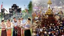 งานดีๆมาแล้วจ้า!! Songkran Fest ปี๋ใหม่เมือง บรรยากาศแบบล้านา!