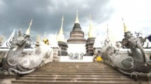 Unseen thailand ตะลึงตาค้าง วัด สุดอลังการในเชียงใหม่