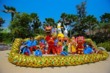 สวนน้ำวานา นาวา เตรียมจัดกิจกรรม Vana Nava Water Jungle Chinese New Year 2018