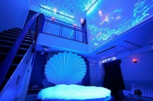 นอนบนเตียงเปลือกหอยแบบ เจ้าหญิงเงือกน้อยแอเรียล สไตล์ลิตเติ้ลเมอร์เมดกันเถอะ!