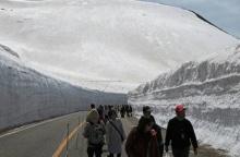 เส้นทางกำแพงหิมะ Tateyama อยากเที่ยวหิมะไม่ต้องไปถึงฮอกไกโดแล้ว