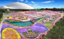 Yamaguchi Yume Flower Expo ความงามสุดอลังการของดอกไม้กว่า 10 ล้านดอก