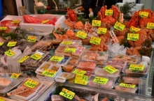 """พาเที่ยว!! ตลาดปลาซึกิจิ (หรือบางทีก็เขียนว่า """"สึกิจิ"""")"""