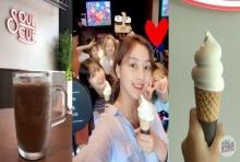 ส่องตึกใหม่ JYP – กินไอศกรีมออร์แกนิค ในคาเฟ่ SOUL CUP ของ JYP!