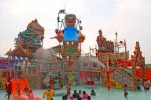 เปิดแล้ว! สวนน้ำที่ใหญ่ที่สุดในประเทศไทย