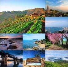 10 สถานที่ท่องเที่ยวสุดฮิตแห่งปี 2559 ในประเทศไทย