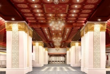 สุดงดงาม!! สถานี'สนามไชย'สถาปัตยกรรมไทยจำลองมาจากท้องพระโรงรัตนโกสินทร์