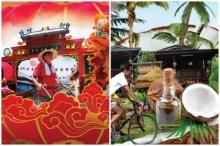 """จ.ชลบุรีหนุน """"บ้านชากแง้ว-บ้านตะเคียนเตี้ย""""กระตุ้นชุมชน พัฒนาสู่แหล่งท่องเที่ยวใหม่"""