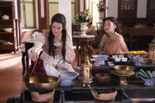 ทะเวนจตุจักร ชิมขนมไทยสูตรโบราณ